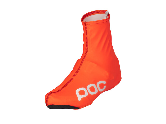 POC AVIP Rain Booties zink orange